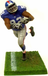 McFarlane Toys NFL Sports Picks Exclusive LOOSE Action Figure Michael Strahan (New York Giants)