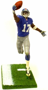 McFarlane Toys NFL Sports Picks Exclusive LOOSE Action Figure Plaxico Burress (New York Giants)