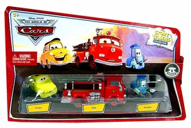Disney / Pixar CARS Movie 1:55 Die Cast Story Tellers Collection 3-Pack Luigi, Red & Guido