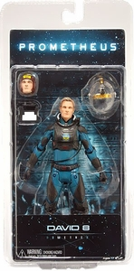 NECA Prometheus Series 2 Action Figure David