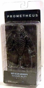 NECA Prometheus Series 1 Action Figure Chair Suit Engineer