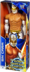 Mattel WWE Wrestling 12 Inch Action Figure Sin Cara BLOWOUT SALE!