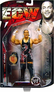 ECW Jakks Pacific Wrestling Action Figure Series 1 Rob Van Dam