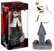 Funko Nightmare Before Christmas Wacky Wobbler Bobble Head Zero