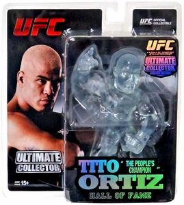 Round 5 UFC Ultimate Collector Series 12 LIMITED HALL OF FAME EDITION Action Figure Tito Ortiz Only 750 Made!
