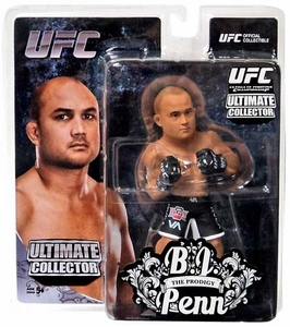 Round 5 UFC Ultimate Collector Series 12 Action Figure BJ Penn