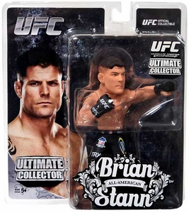 Round 5 UFC Ultimate Collector Series 12 Action Figure Brian Stann
