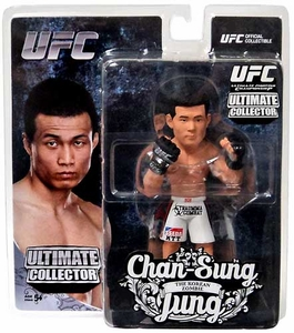 Round 5 UFC Ultimate Collector Series 12 Action Figure Chan Sung Jung [Korean Zombie]