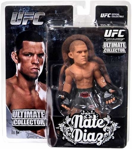 Round 5 UFC Ultimate Collector Series 12 Action Figure Nate Diaz