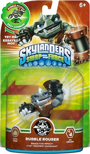 Skylanders SWAP FORCE Swappable Figure Rubble Rouser Hot!