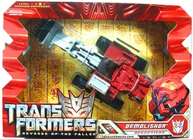 Transformers 2: Revenge of the Fallen Movie Voyager Action Figure Demolishor