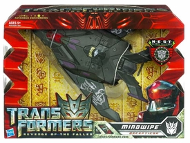 Transformers 2: Revenge of the Fallen Voyager Action Figure Mindwipe