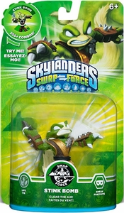 Skylanders SWAP FORCE Swappable Figure Stink Bomb