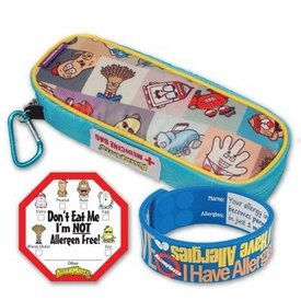 The Food Allergy Survival Kit for Kids Small: Includes