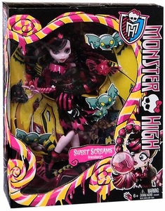 Monster High Sweet Screams DELUXE Doll Draculaura