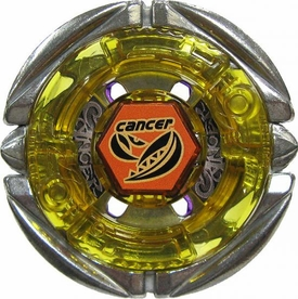 Beyblades Metal Fusion CUSTOM Battle Top LOOSE Flame Gasher D125RF