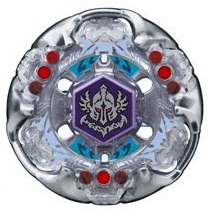 Beyblades Metal Fusion CUSTOM Battle Top LOOSE Gravity Perseus 85DS