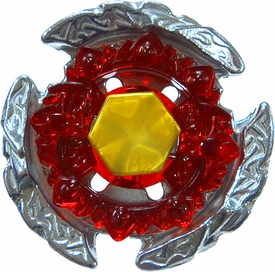 Beyblades Metal Fusion CUSTOM Battle Top LOOSE Hell Crown 130FB