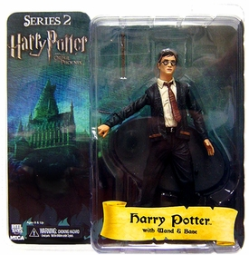 Harry Potter and the Order of the Phoenix NECA 7 Inch Series 2 Action Figure Harry Potter