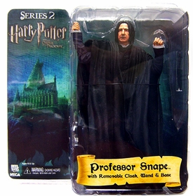 Harry Potter and the Order of the Phoenix NECA 7 Inch Series 2 Action Figure Severus Snape Very Hard to Find!