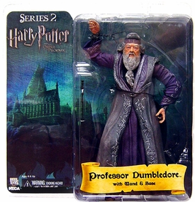 Harry Potter and the Order of the Phoenix NECA 7 Inch Series 2 Action Figure Albus Dumbledore