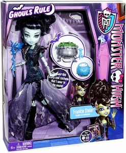 Monster High Ghouls Rule Deluxe Doll Frankie Stein