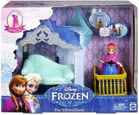 Disney Frozen Deluxe Playset Flip 'N Switch Castle New!