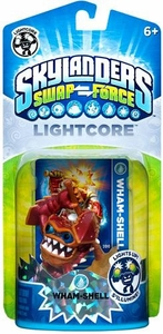 Skylanders SWAP FORCE Lightcore Figure Wham-Shell BLOWOUT SALE!