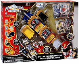 Power Rangers Megaforce Exclusive Deluxe Megaforce Blaster