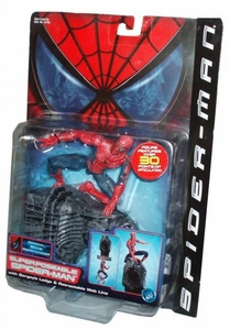 Spider-Man Movie Action Figure Super Poseable Spider-Man