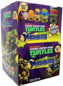 Teenage Mutant Ninja Turtles Mash'ems Squishy Mini Figure Box [35 Packs]