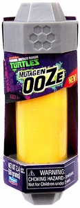Nickelodeon Teenage Mutant Ninja Turtles Mutagen Ooze [Yellow]