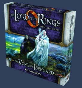 Lord of the Rings: Voice of Isengard LCG Living Card Game Expansion Pre-Order ships April