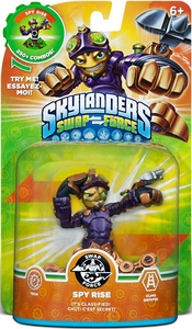 Skylanders SWAP FORCE Swappable Figure Spy Rise