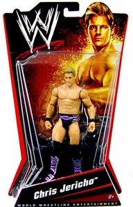 Mattel WWE Wrestling Exclusive Action Figure Chris Jericho