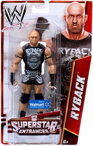 Mattel WWE Wrestling Exclusive Superstar Entrances Action Figure Ryback
