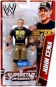 Mattel WWE Wrestling Exclusive Superstar Entrances Action Figure John Cena BLOWOUT SALE!