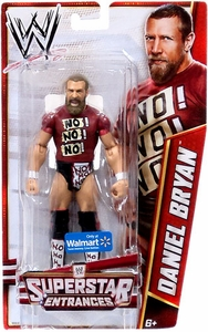 Mattel WWE Wrestling Exclusive Superstar Entrances Action Figure Daniel Bryan