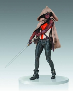 Walking Dead TV 1/4 Scale Statue Michonne Pre-Order ships December