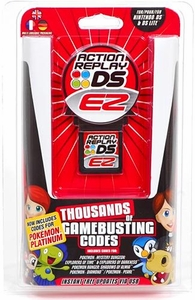 Datel Nintendo DS Action Replay EZ DS [Includes Codes For Pokemon Platinum]