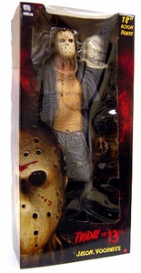 NECA Friday the 13th 2009 Deluxe 18 Inch Action Figure Jason Voorhees