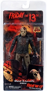 NECA Friday the 13th Series 1 Action Figure Jason Voorhees [Double Headed Axe]
