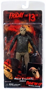 NECA Friday the 13th Series 1 Action Figure Jason Voorhees [Knife]