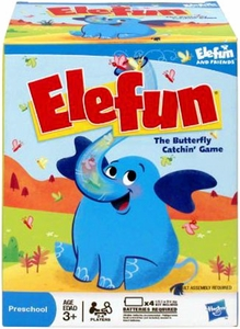 Elefun Butterfly Catchin Game