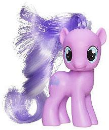 My Little Pony 3 Inch LOOSE Collectible Pony Diamond Dazzle Tiara
