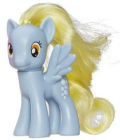 My Little Pony 3.5 Inch LOOSE Collectible Pony Derpy Hooves