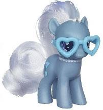 My Little Pony 3 Inch LOOSE Collectible Pony Silver Spoon