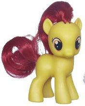My Little Pony 3 Inch LOOSE Collectible Pony Apple Bloom