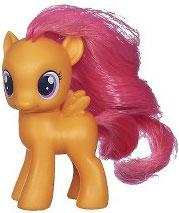My Little Pony 3 Inch LOOSE Collectible Pony Scootaloo