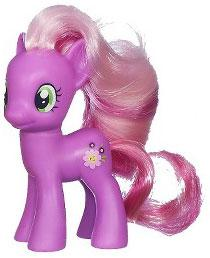 My Little Pony 3.5 Inch LOOSE Collectible Pony Ms. Cheerilee